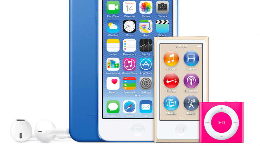 apple aus f r klassische ipods ipod touch wird billiger mac i. Black Bedroom Furniture Sets. Home Design Ideas