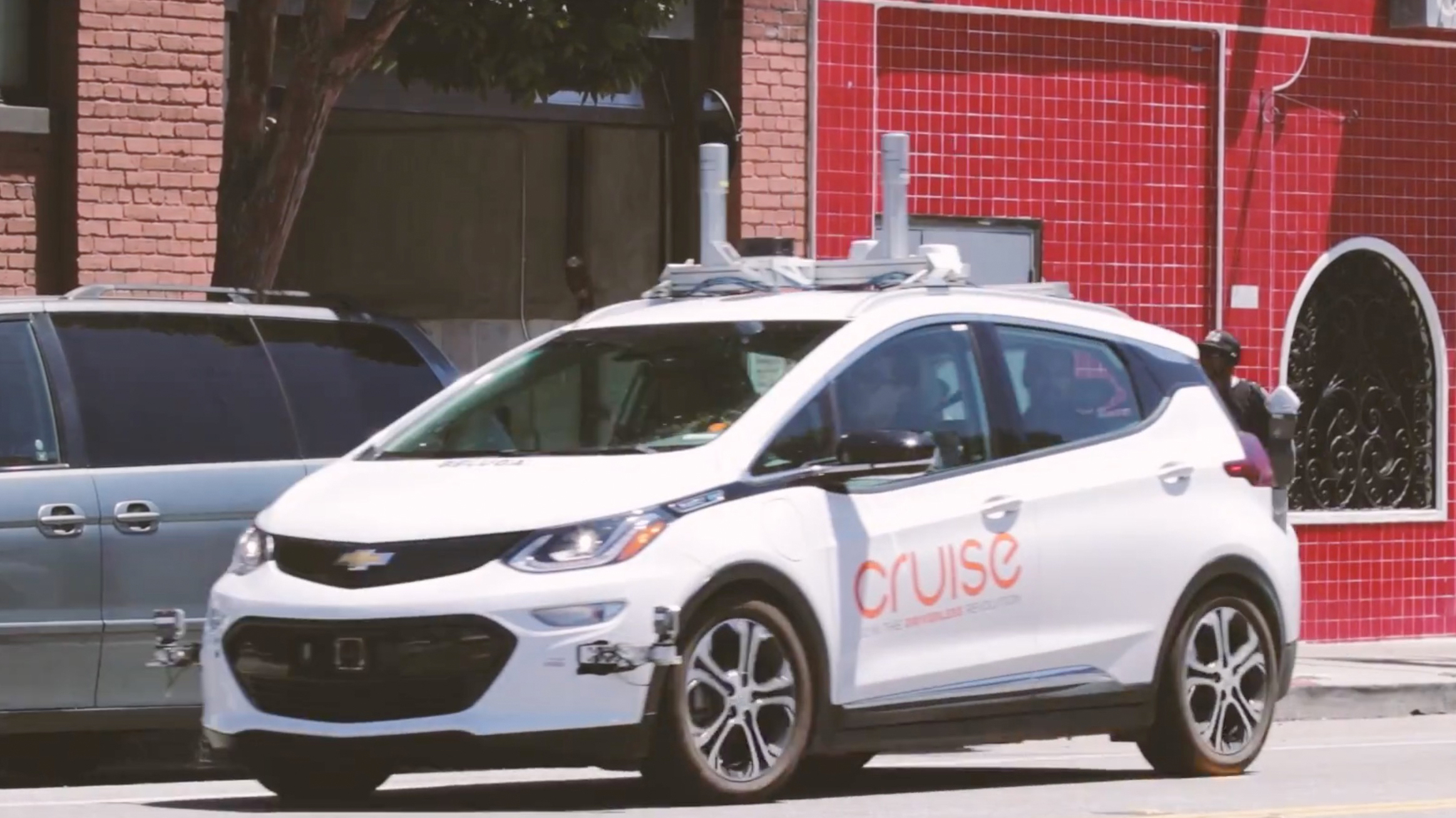 Gm Tochter Cruise Automation Testet Autonome E Taxis Heise Online