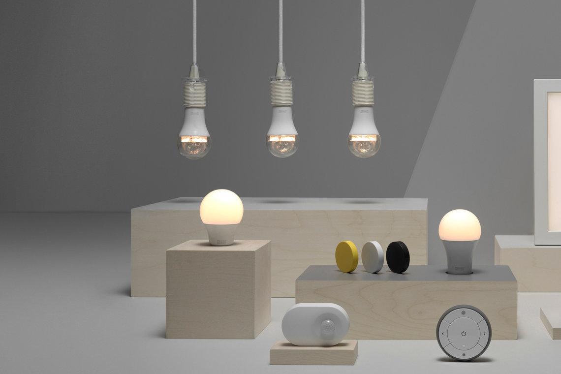 ikea tradfri lampen weiter nicht zu homekit kompatibel heise online. Black Bedroom Furniture Sets. Home Design Ideas