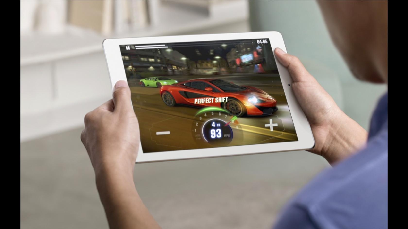 Bericht: Nächstes iPad mit