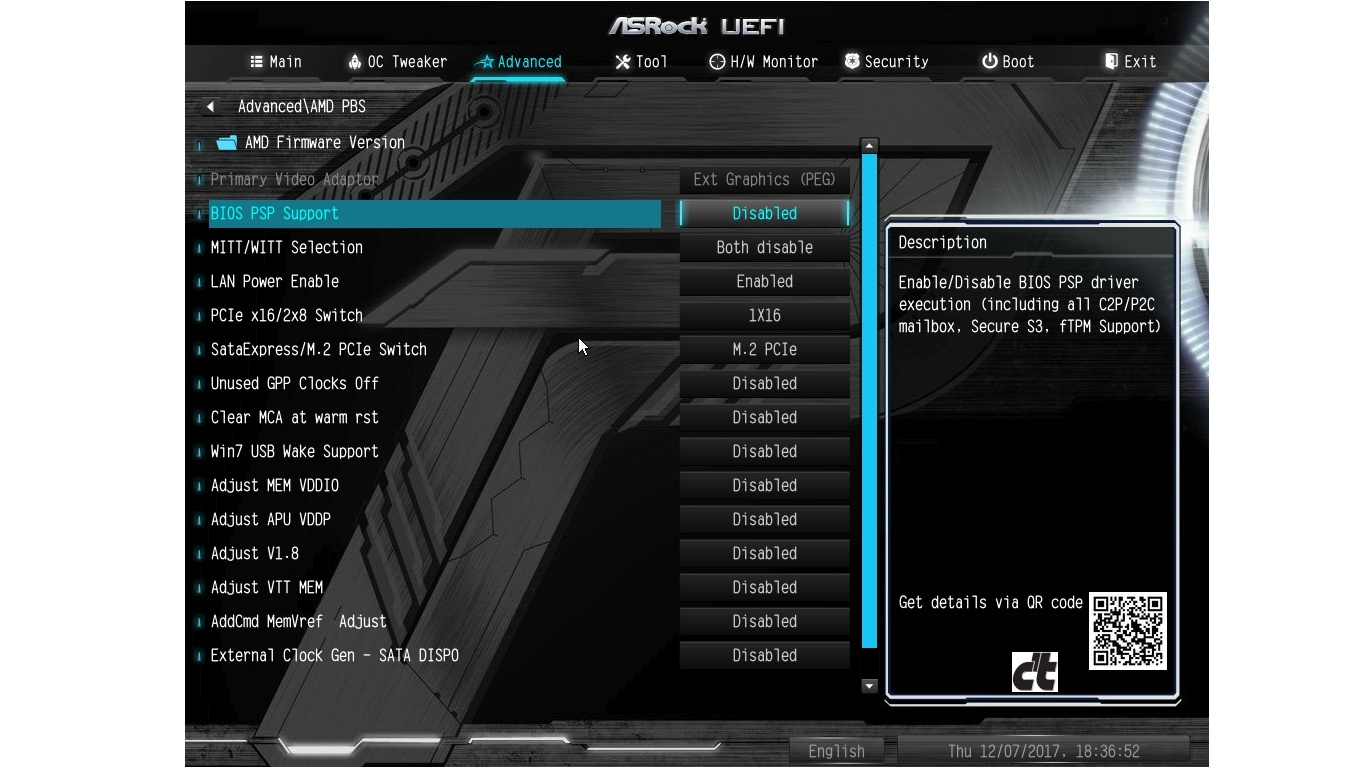 DRIVER UPDATE: AMD PSP 10.0 DEVICE