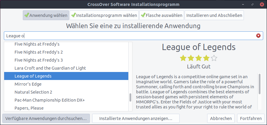 CrossOver 17: Microsoft Office 2016 unter Linux | heise online