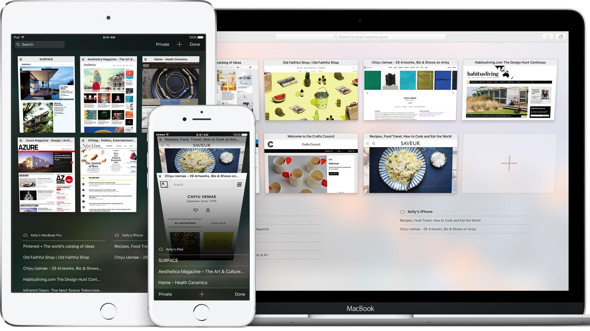 Gegen Fingerprinting: Apple friert Safaris User Agent ein ...
