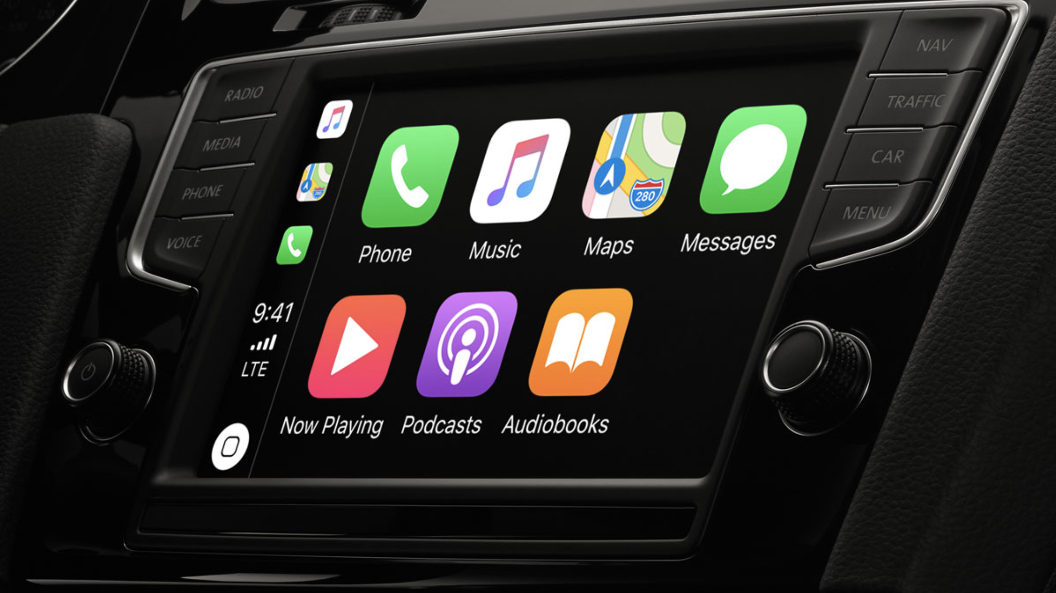 carplay apple l sst whatsapp ins auto mac i. Black Bedroom Furniture Sets. Home Design Ideas