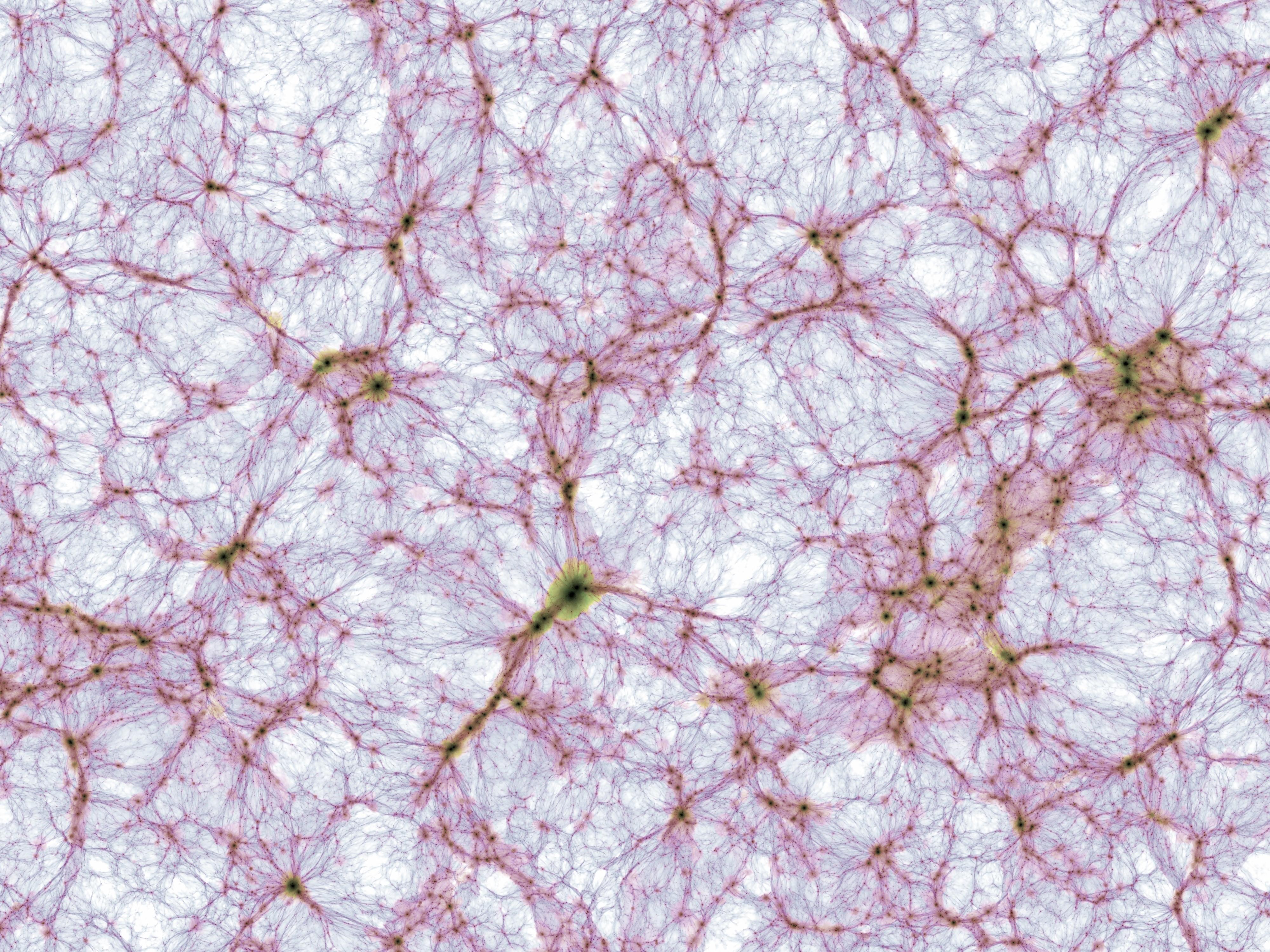 Dank deutschem Supercomputer: Bislang umfangreichste Simulation des Universums