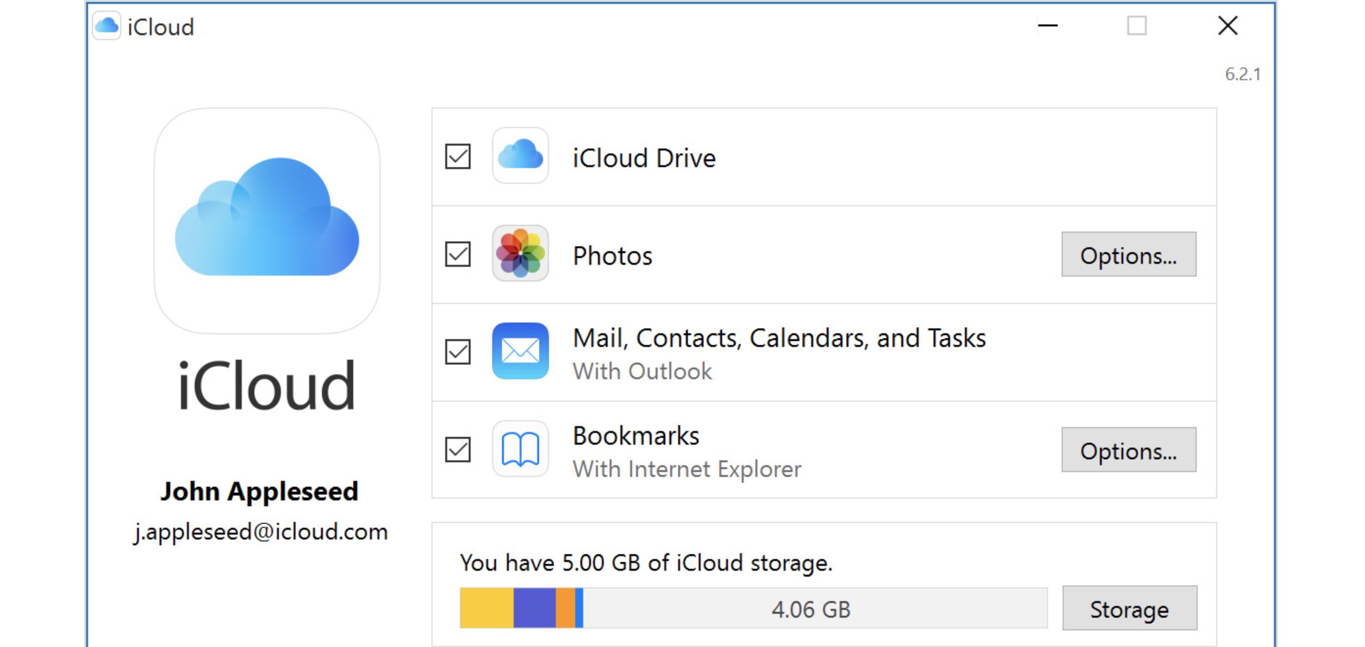 icloud fotos freigeben für windows