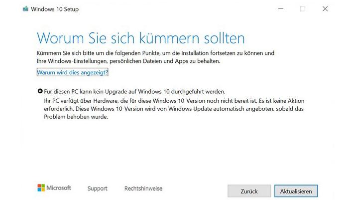 Error 0x80070005 Windows 10 1903