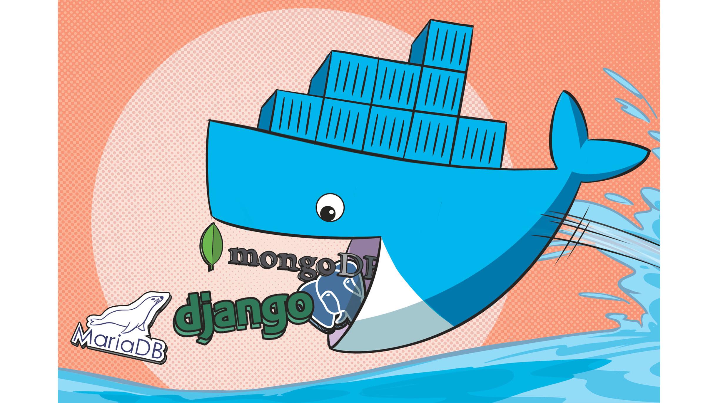 Python Django Webanwendungen in Docker Containern betreiben ...