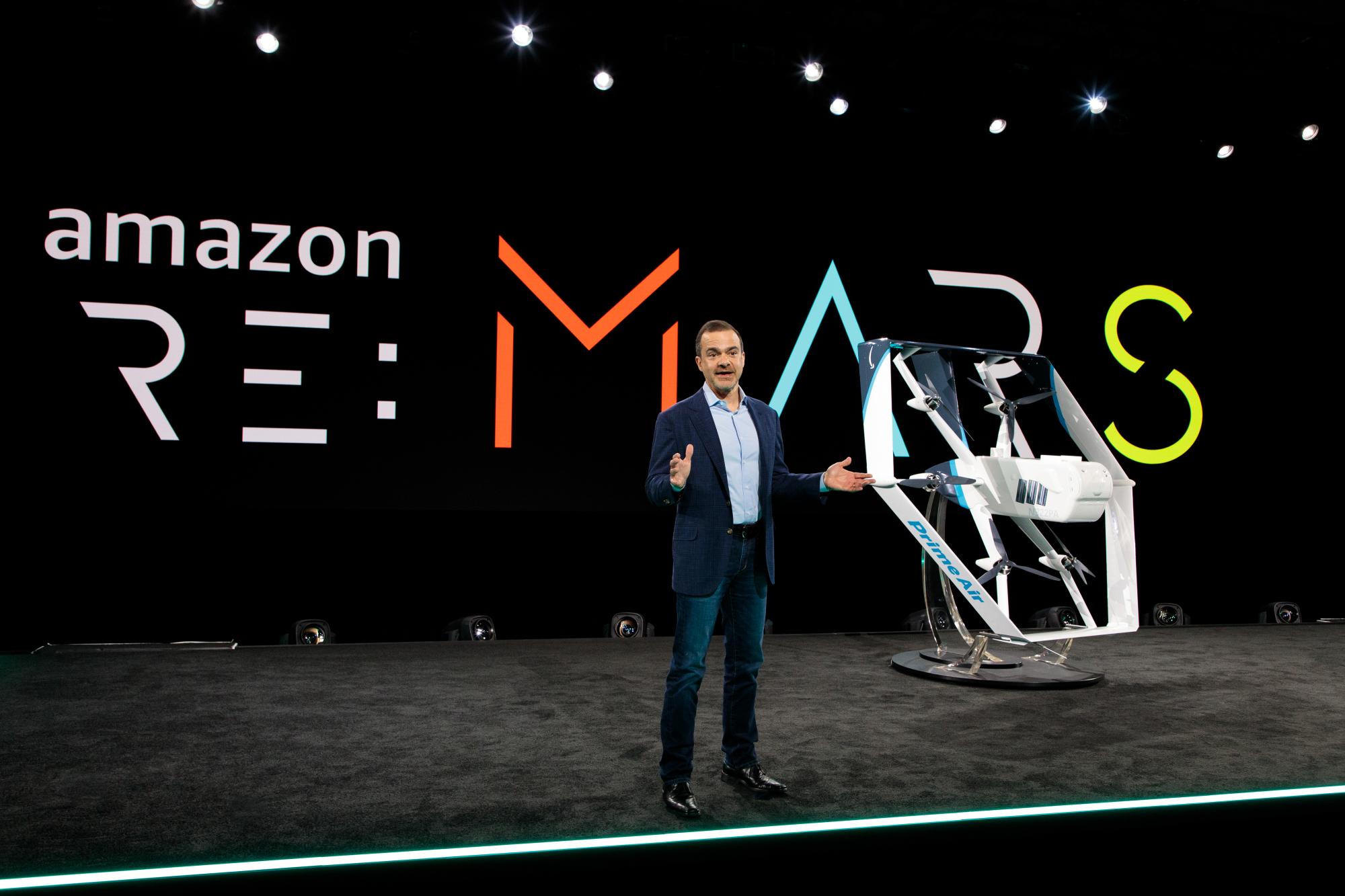 Amazon kündigt Lieferungen per Drohne binnen Monaten an - Schlaglichter