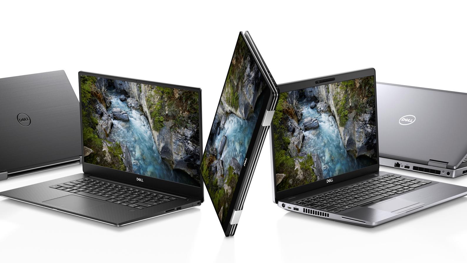 Workstation-Notebooks: Dell aktualisiert die Precision