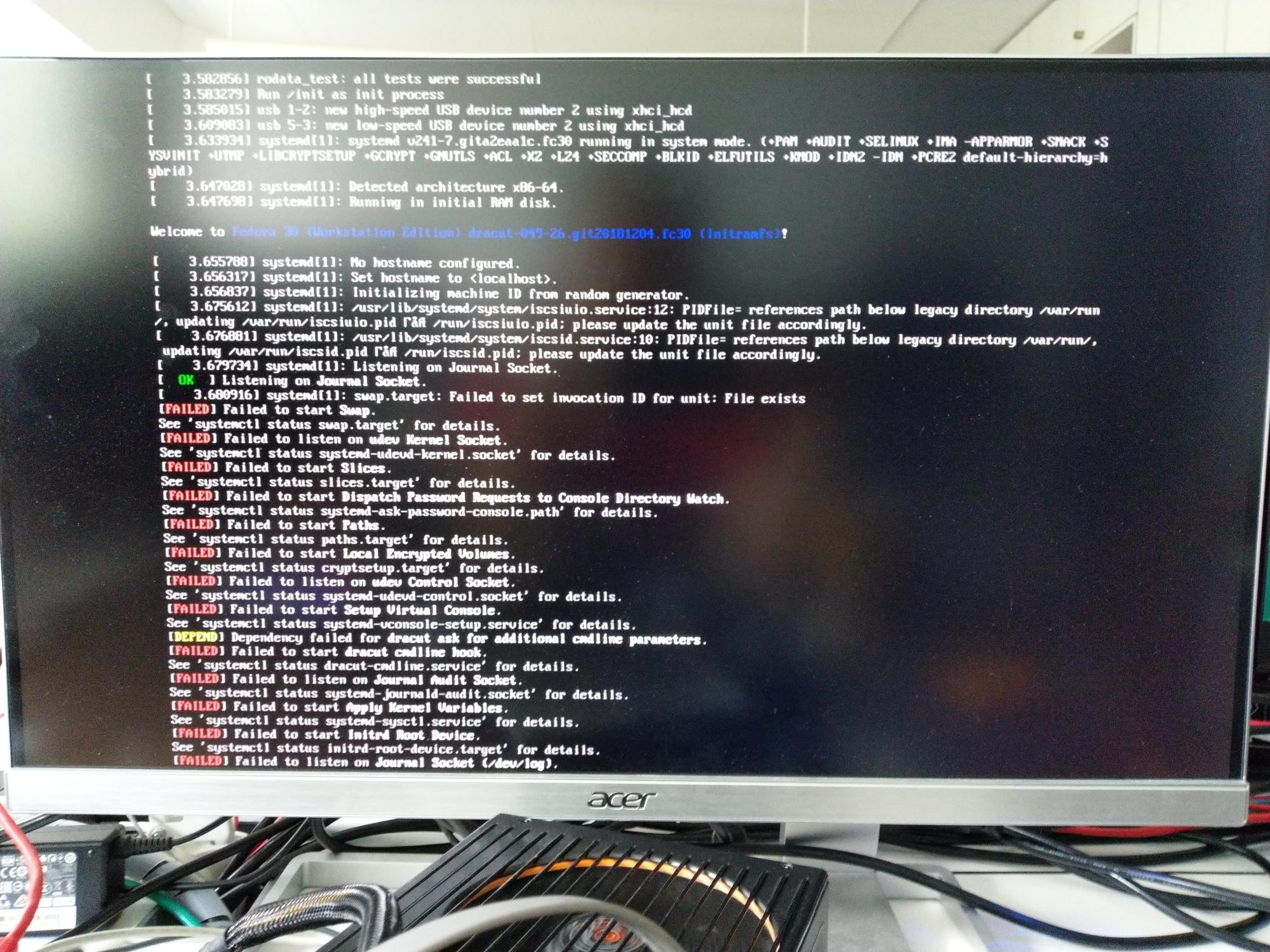 Ryzen 3000: Bekannter Fehler bringt viele Linux