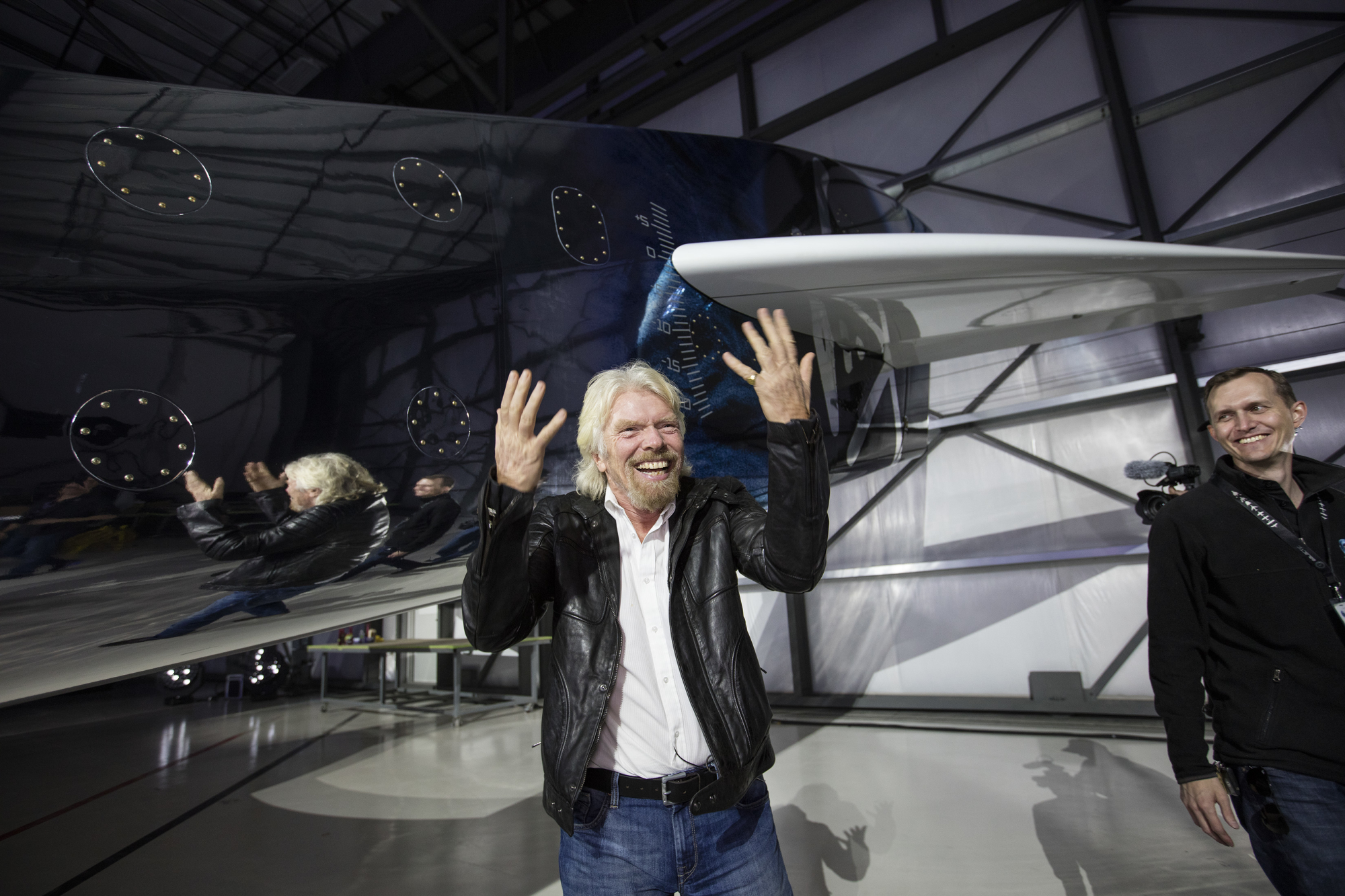 Virgin Galactic: Richard Bransons Weltraumtourismusprojekt soll an die Börse gehen