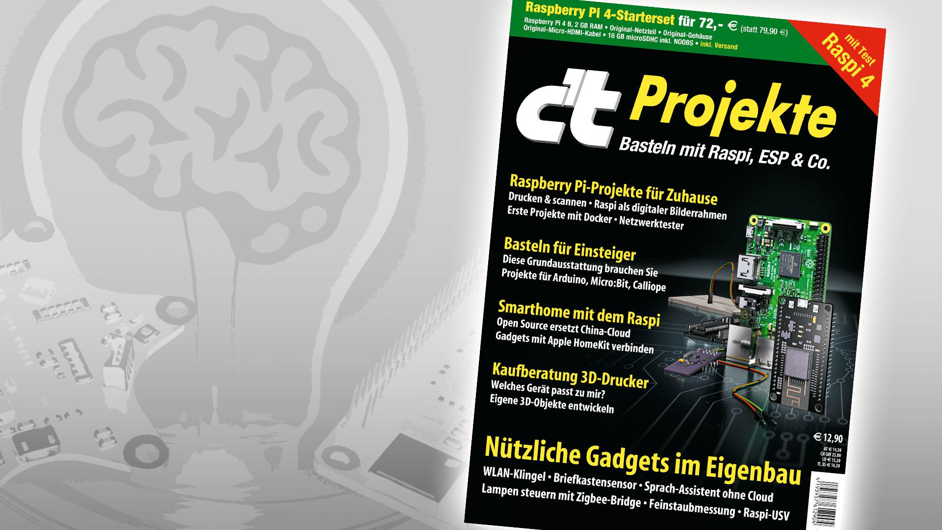 QnA VBage c't Projekte: Smart-Home mit Raspi, ESP und Co.