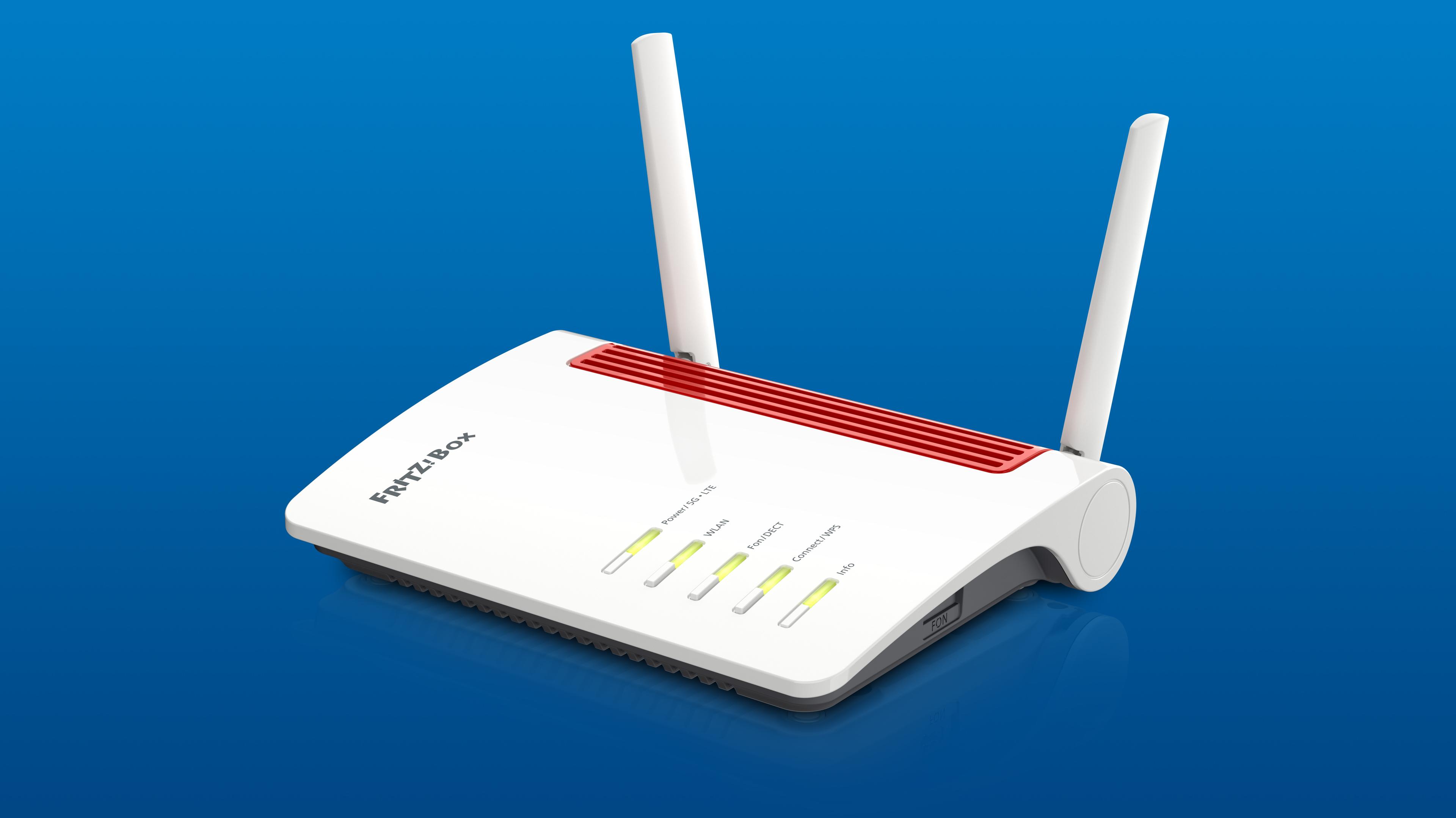 IFA AVM stellt Fritzbox mit 20G Mobilfunk und weitere Router mit ...