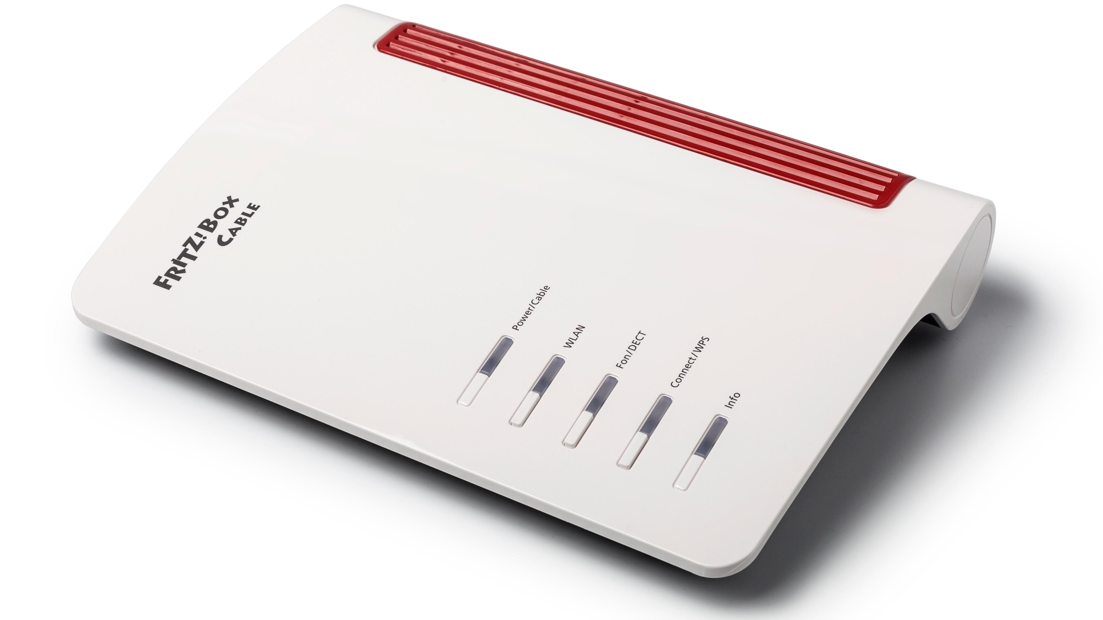 Fritzbox 20 Erster AVM Router mit Wi Fi 20 knackt die Gigabit ...