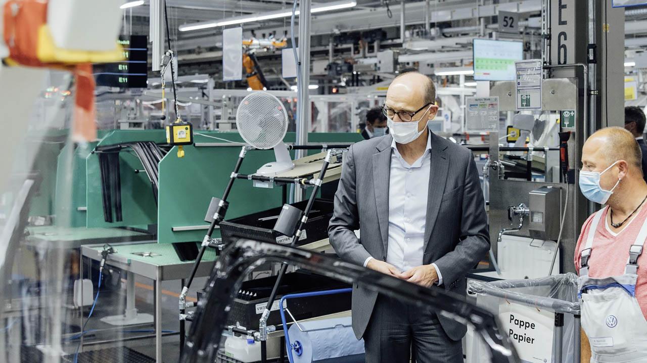 VW startet mit Produktion von Elektro-SUV ID.4