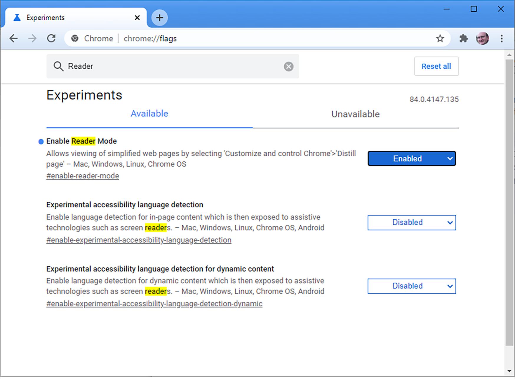 Chrome Reader Modus aktivieren   heise online