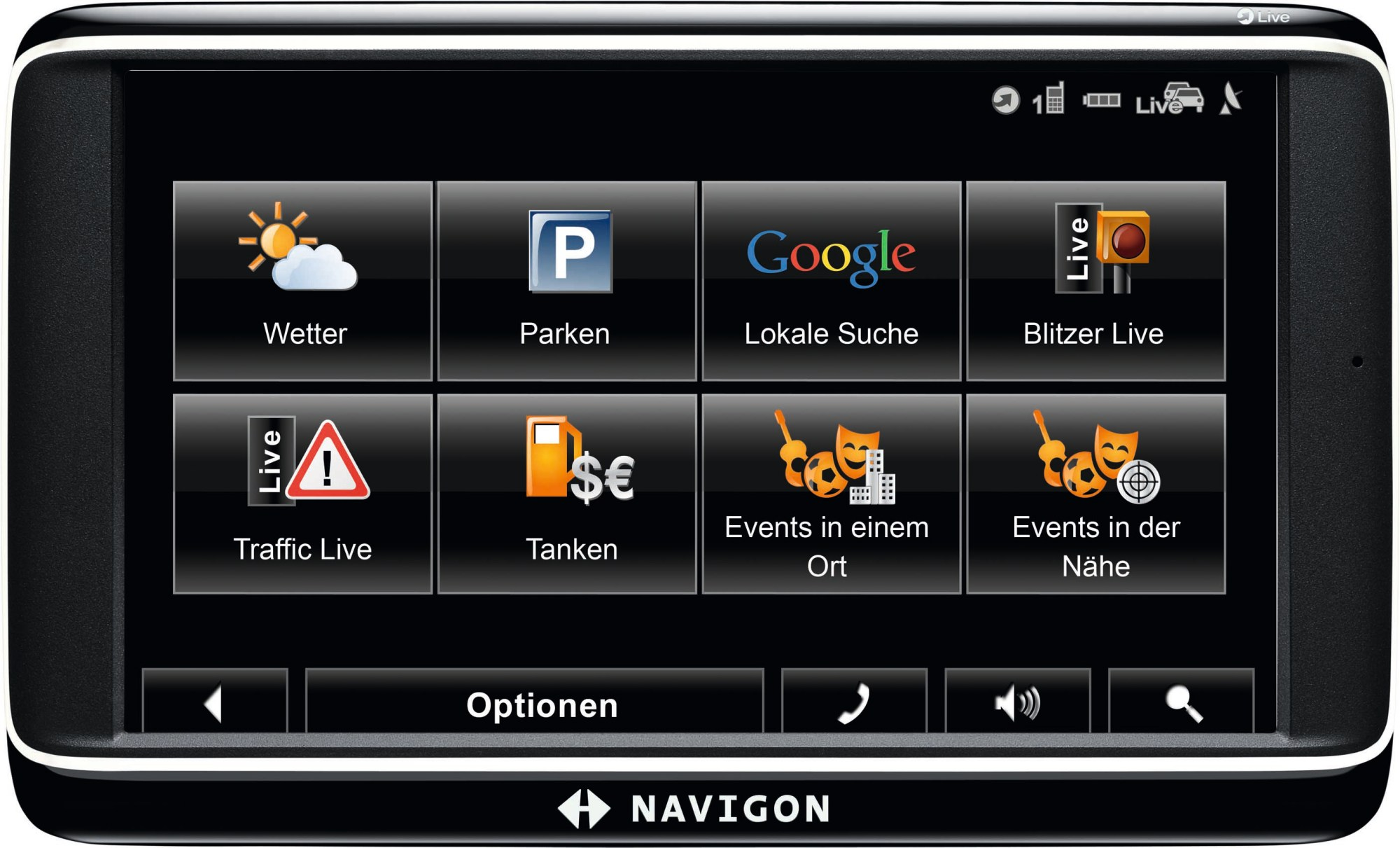 Navigon mobile navigator v 6 eastern europe map 2017 ...