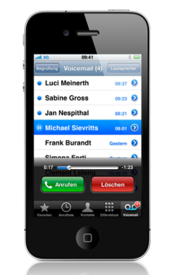 Iphone Voicemail O2