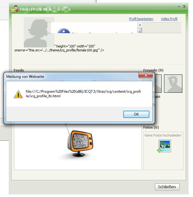 ICQ anfällig für Account-Diebstahl   heise online