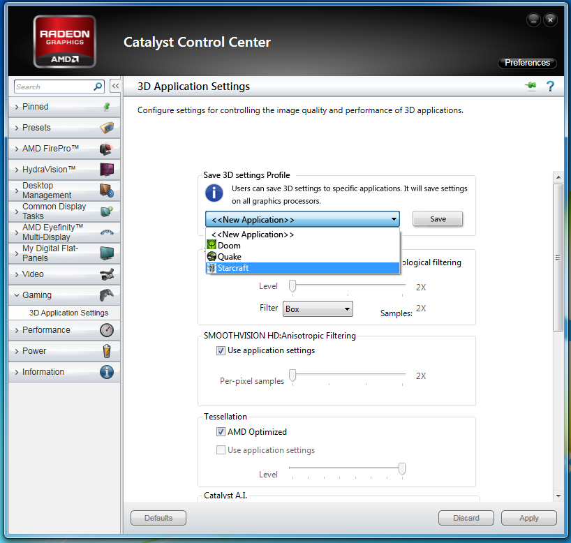 ATI Catalyst Display Driver Free download for Windows 10 7 8