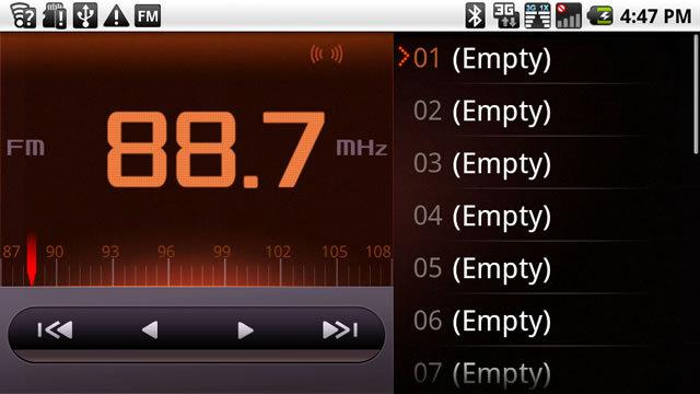 приложение fm радио для андроид
