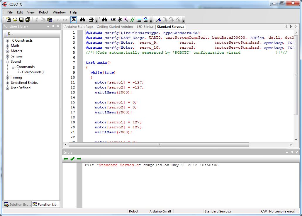 Robotc Download For Mac