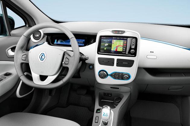 Software bug bremst marktstart des elektroautos renault for Interieur software