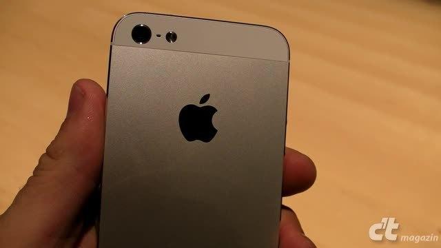 angefasst das neue iphone 5 mac i. Black Bedroom Furniture Sets. Home Design Ideas