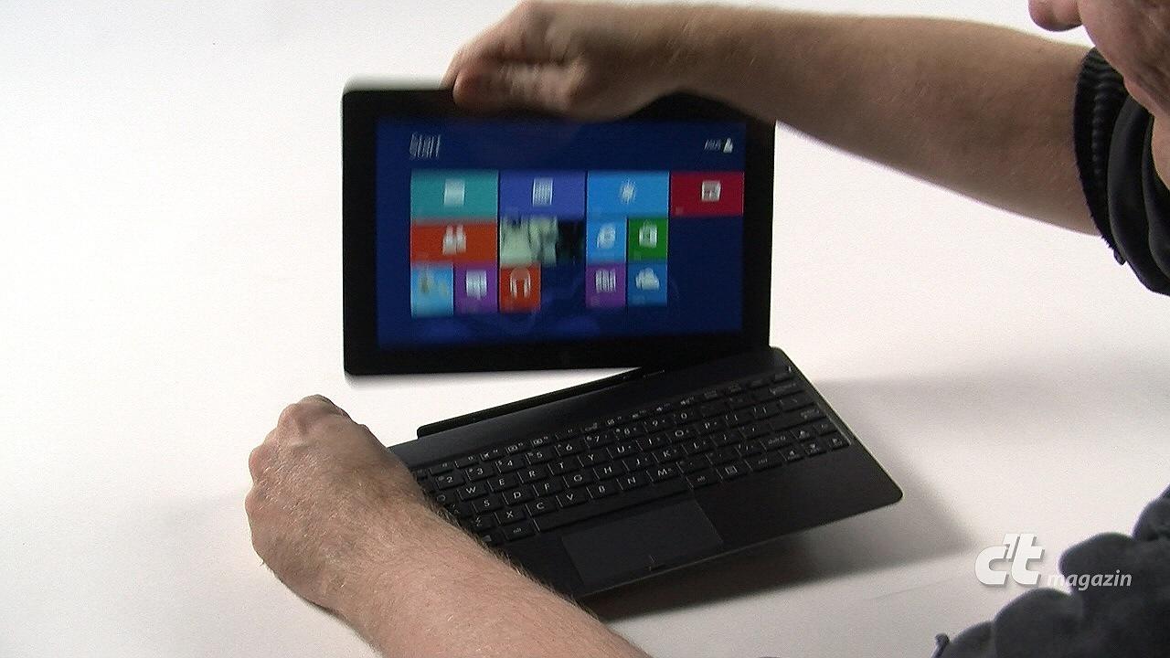 asus und dell nennen preise f r windows rt tablets heise online. Black Bedroom Furniture Sets. Home Design Ideas