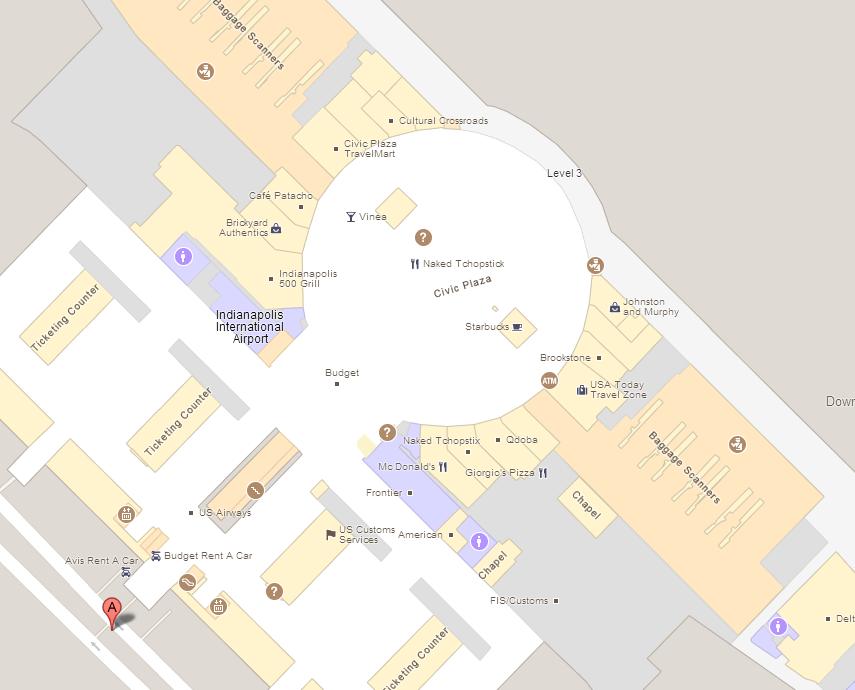 Indoor-Karten von Google Maps jetzt auch für Desktop-Browser ...