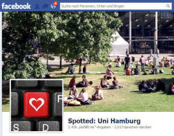 Spotted: Uni Hamburg