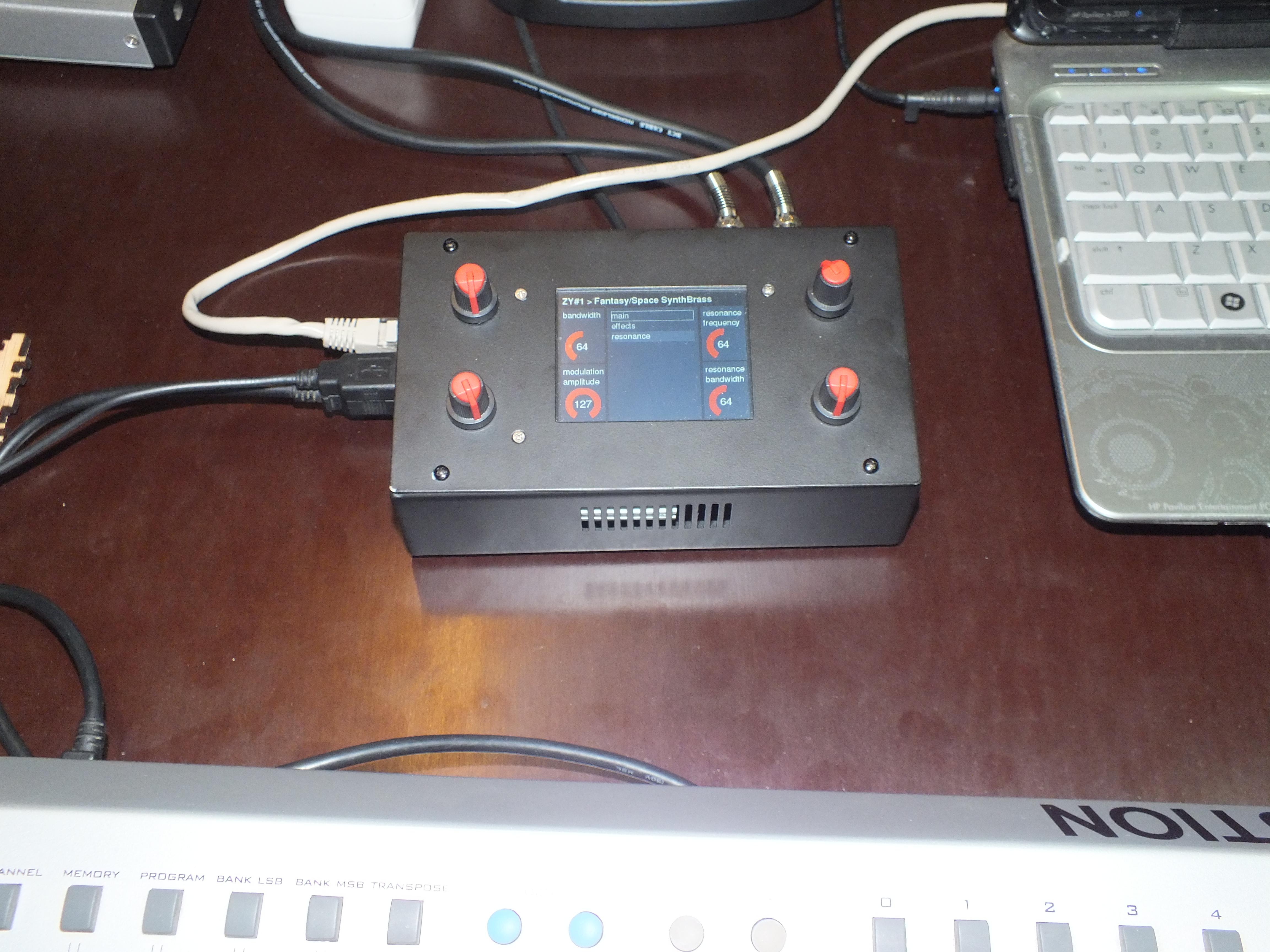 Einplatinenrechner als Synthesizer (Bilderstrecke) | heise