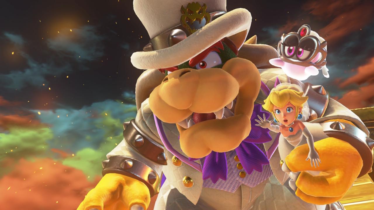 Super Mario Odyssey (Bilderstrecke) | heise online