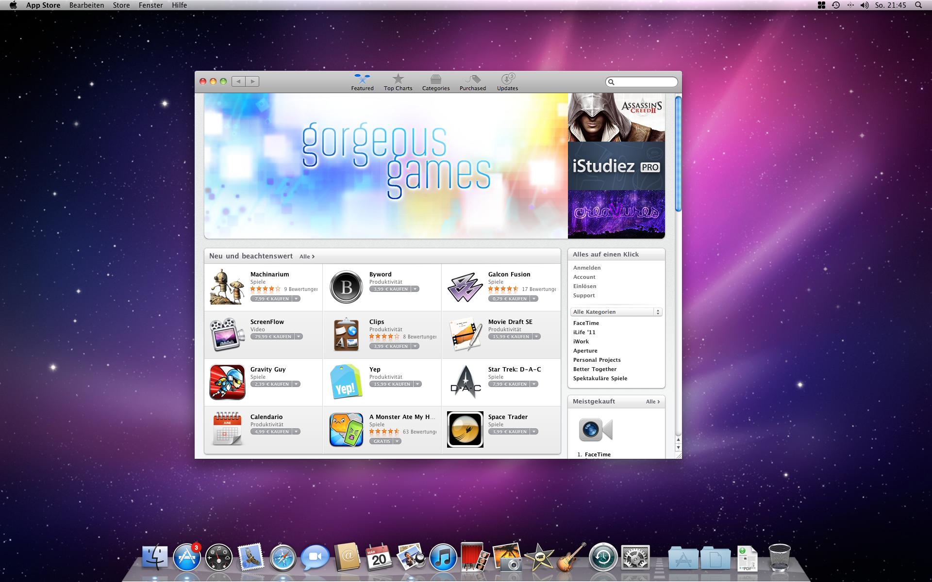 Mac OS X 10 0 bis 10 6: Die Raubkatzen (Bilderstrecke)   Mac & i