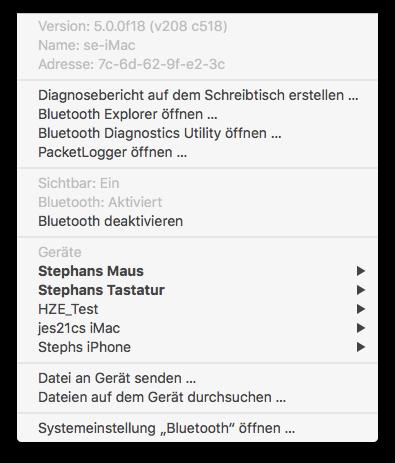 iphone bluetooth funktioniert nicht mehr