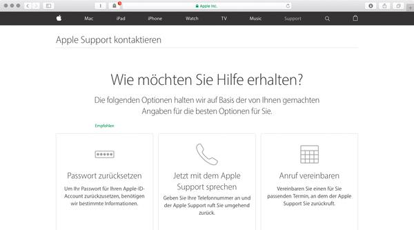 Apple id löschen auf iphone