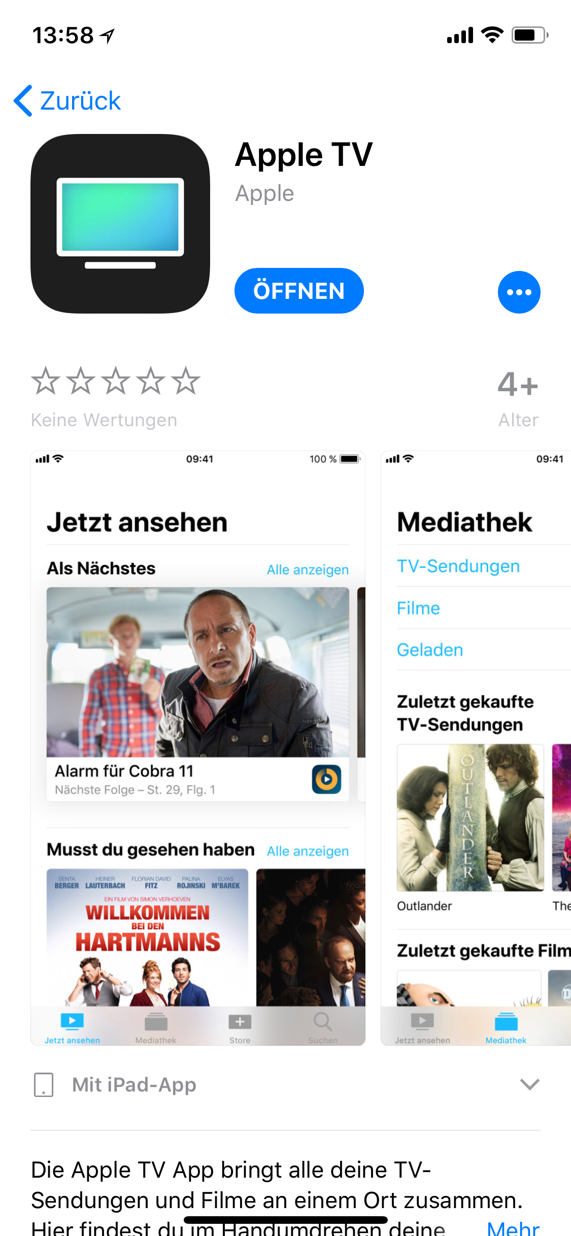 app to connect iphone to tv app quot apple tv quot taucht auf iphone und nicht auf mac amp i 18287