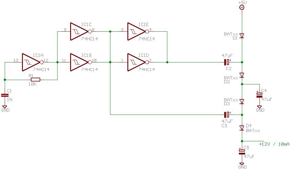 Microcontroller flashen make