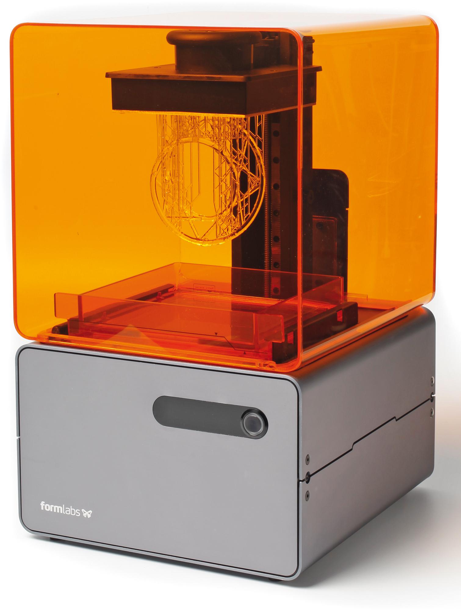 3d druck per stereolithographie make. Black Bedroom Furniture Sets. Home Design Ideas