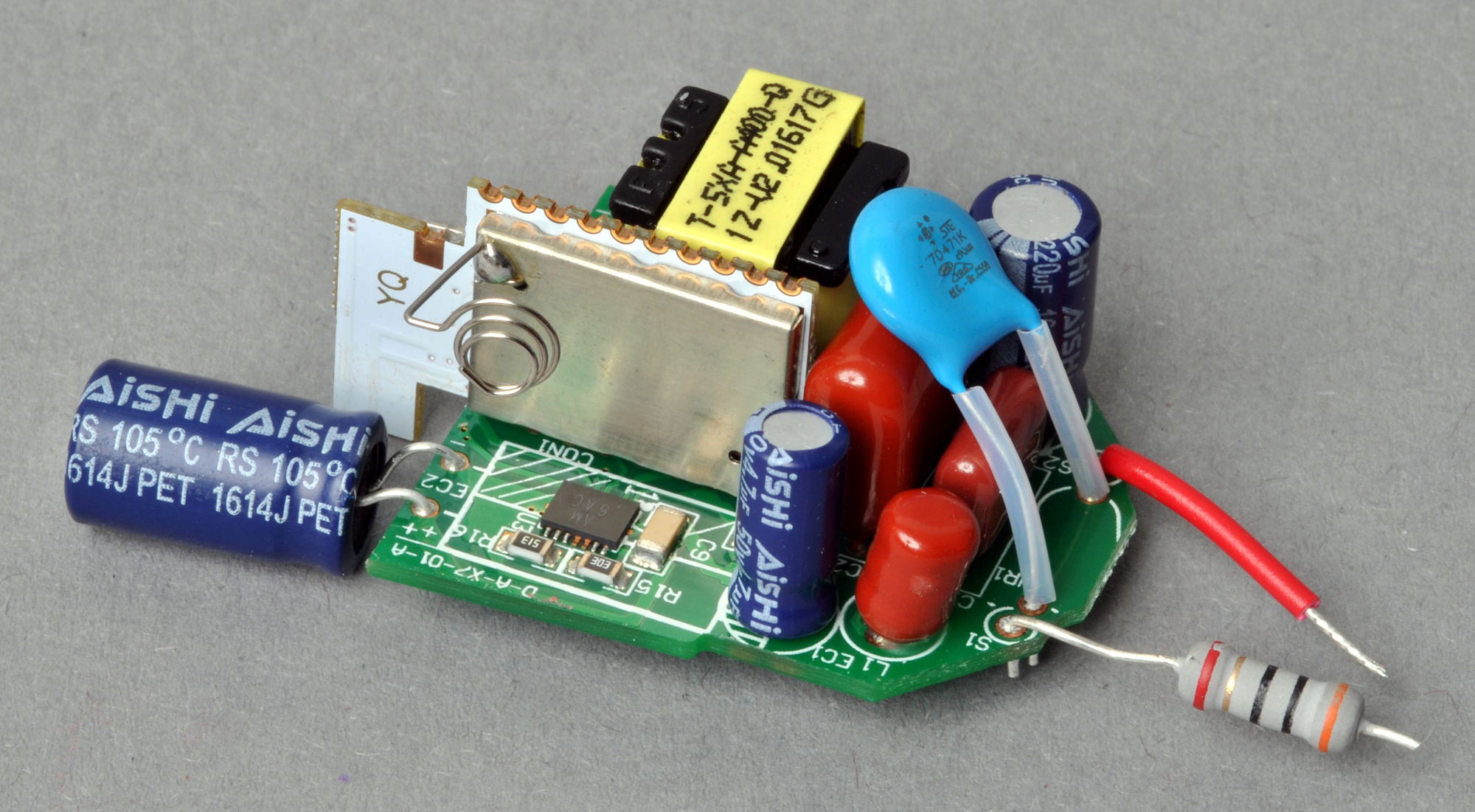 Basisplatine_Transceiver-Modul_MOSFET_Spannungsregelung-c0dfe61a32686e9d Spannende Lampen Per App Steuern Dekorationen