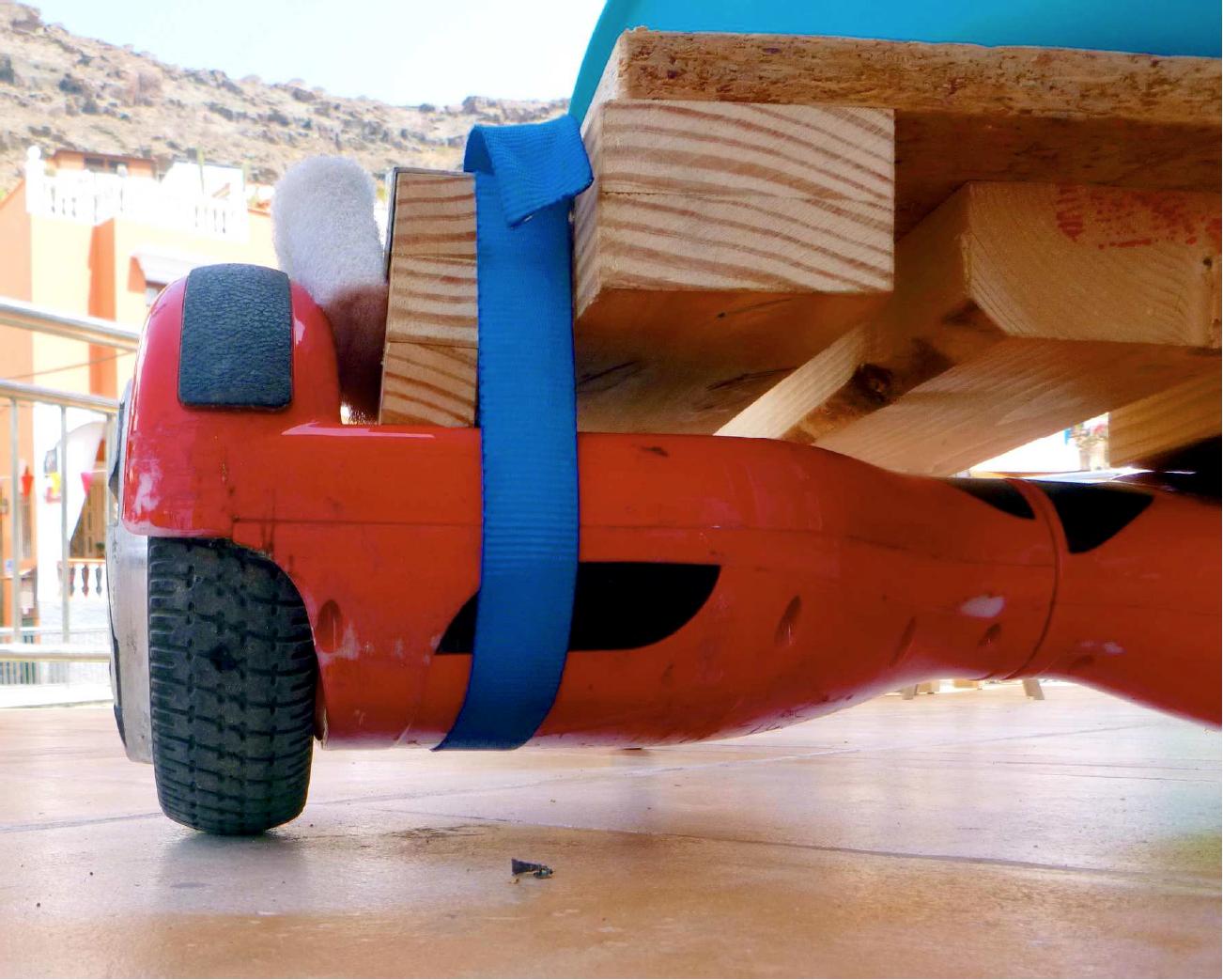 anleitung seifenkiste mit hoverboard antrieb make. Black Bedroom Furniture Sets. Home Design Ideas