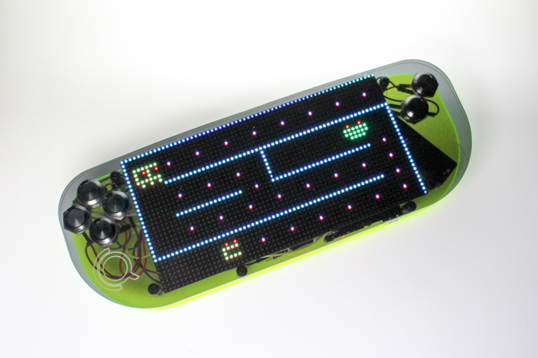 Ausprobiert arduino spielekonsole creoqode make