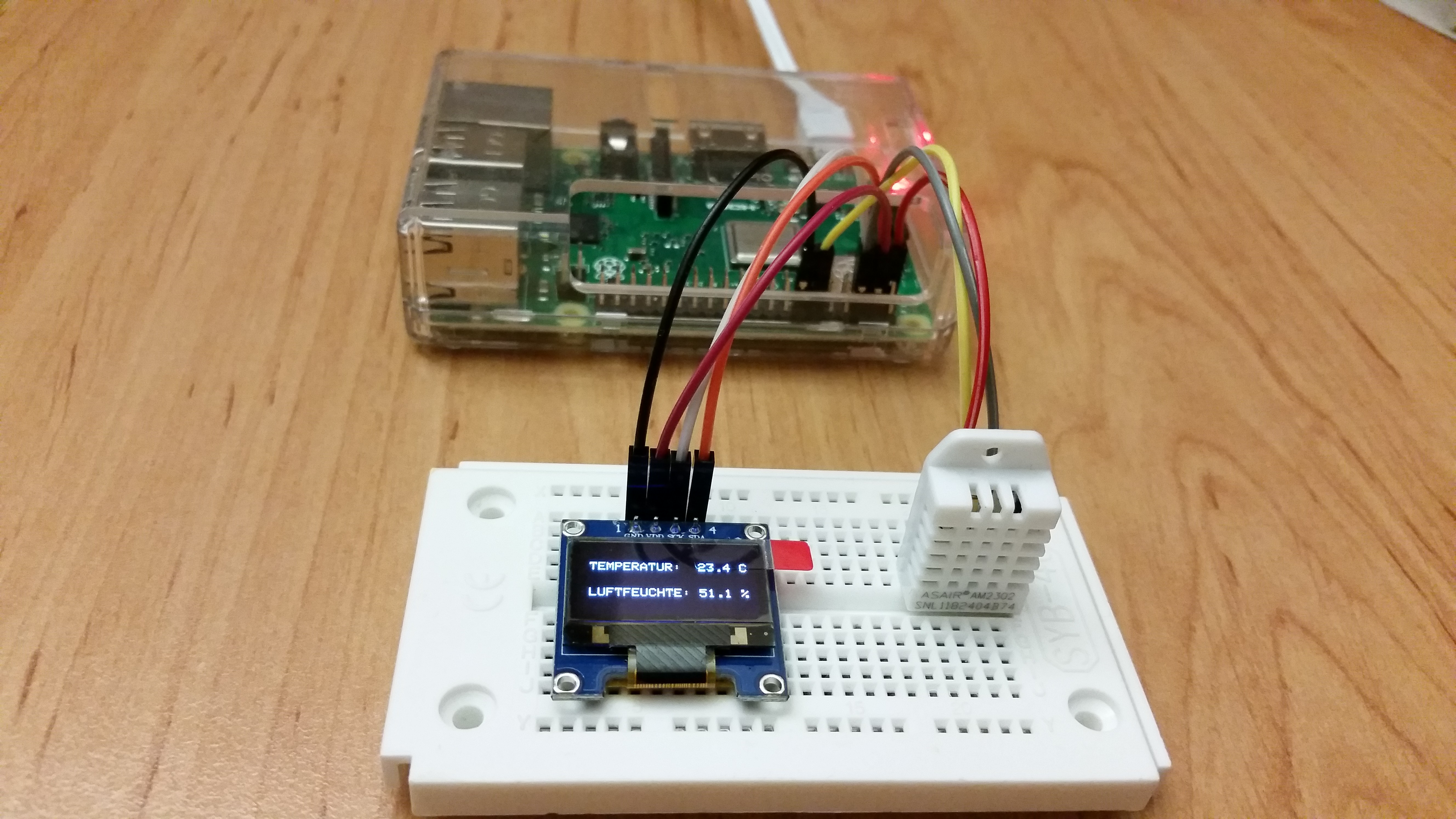 Ausprobiert: CircuitPython auf dem Raspberry Pi | Make