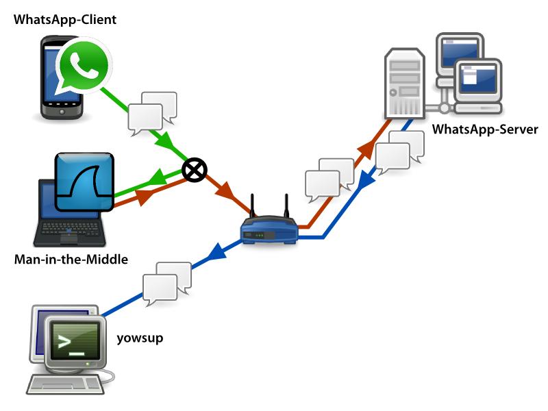 whatsapp nachrichten mit wireshark lesen