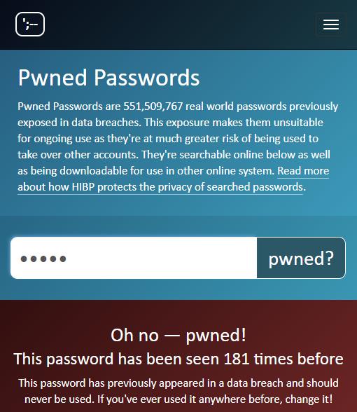 Nach dem Passwort-Leak: Eigene Passwörter lokal checken