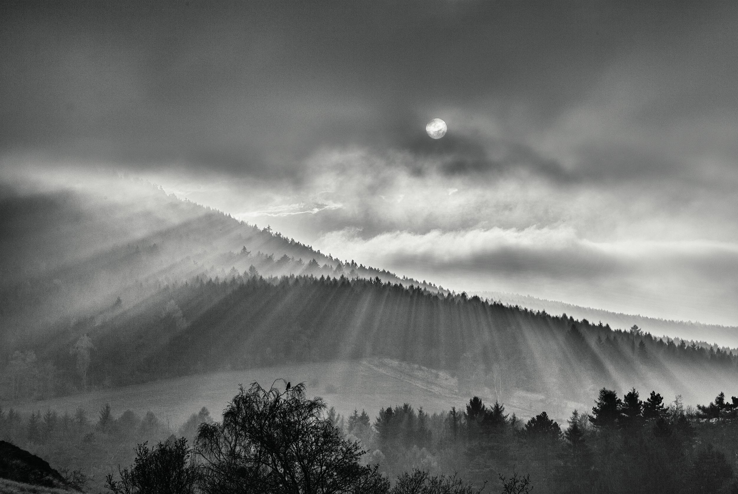 Die Bedeutung Des Himmels In Der Schwarz Weiß Fotografie Ct