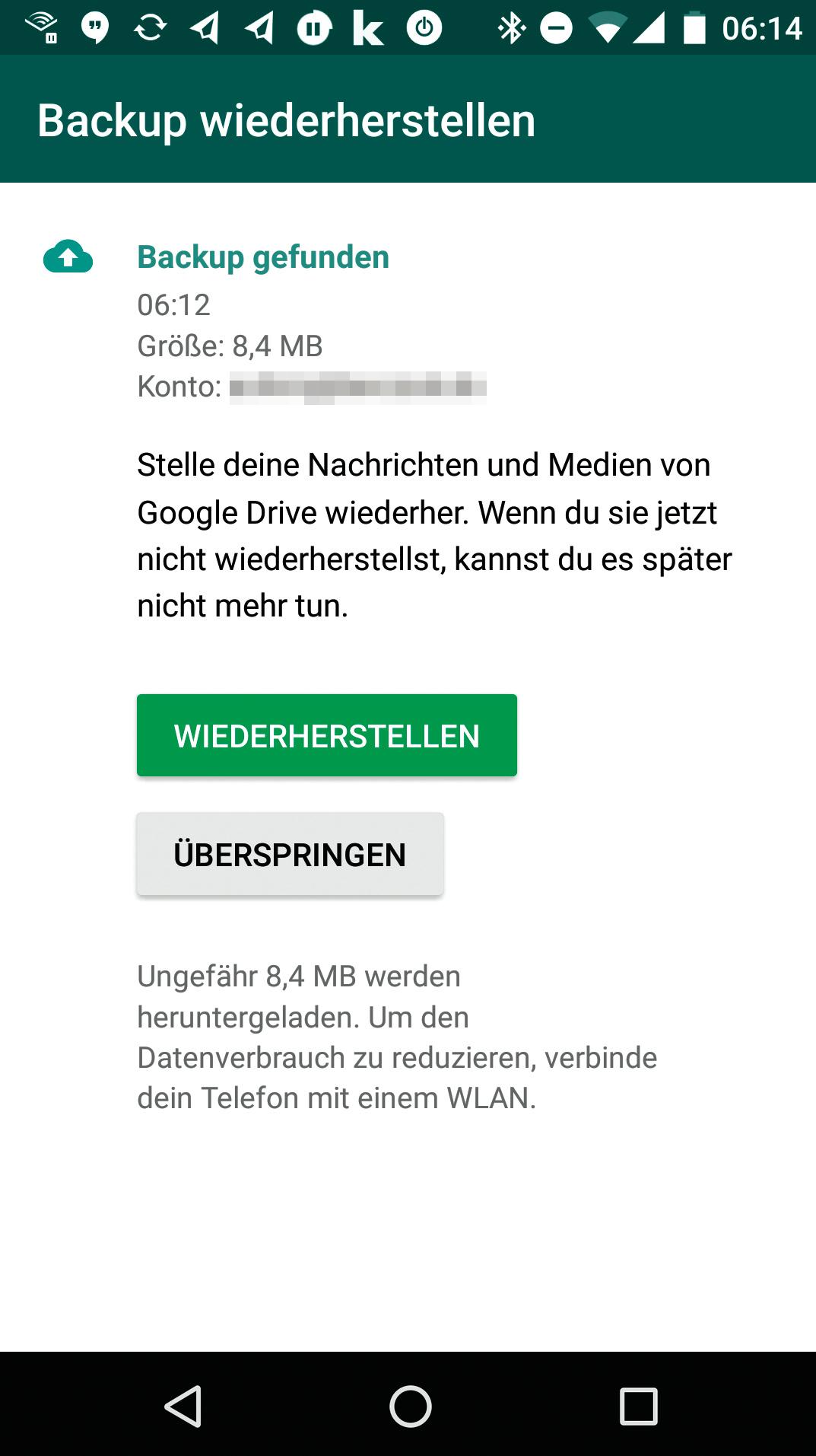 Whatsapp Dateien Auf Sd Karte.Whatsapp C T Heise Magazine