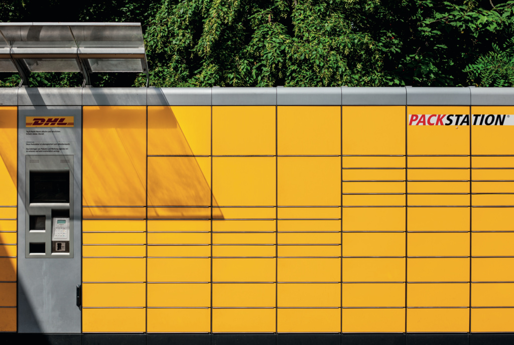Dhl Packstation Karte.Knackstation C T Heise Magazine