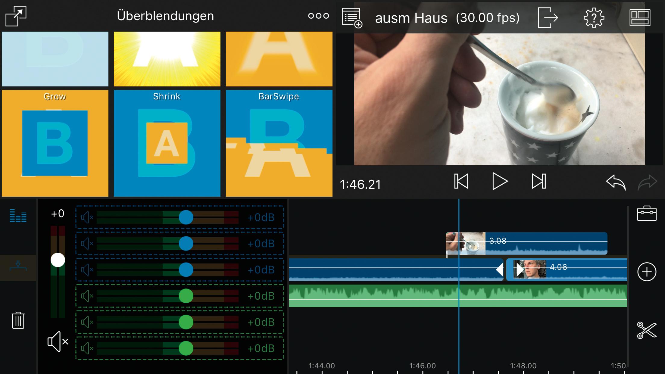 Filmschnitt to Go | Mac & i | Heise Select